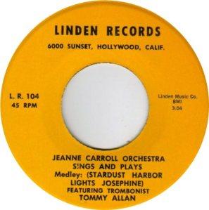 CARROLL JEANNE - 60S D
