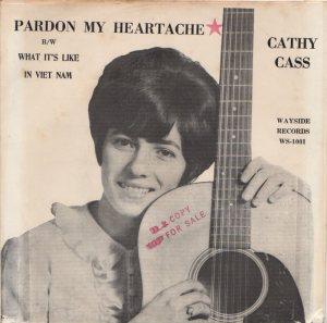 CASS CATHY - 1967 01 A