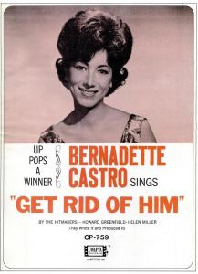 Castro, Bernadette - 12-64 - Get Rid of Him