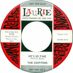 CHIFFONS 63 A