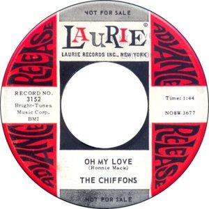 CHIFFONS 63 B