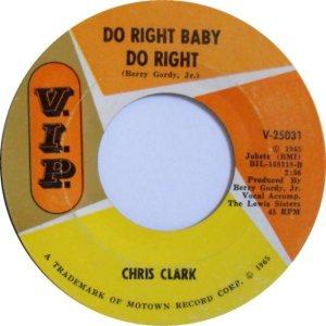 CLARK CHRIS 65 - a