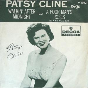 CLINE PATSY - 57 A