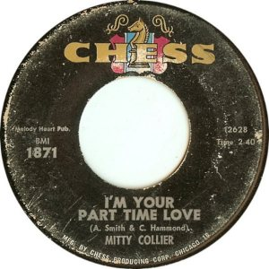 COLLIER MITTY 63 B