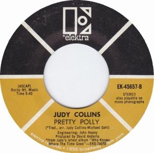 COLLINS JUDY 69 B