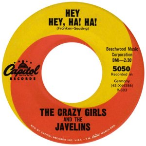 CRAZY GIRLS & JAVELINS - 63 A