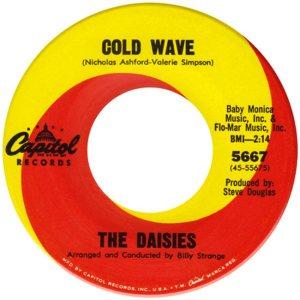 DAISIES - 1966 A