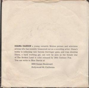DARRIN DIANA - 60S AA2