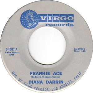 DARRIN DIANA - 62 C