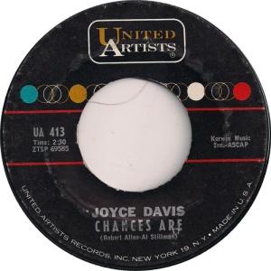 DAVIS JOYCE - 62 B