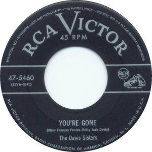 DAVIS SISTERS 53 A