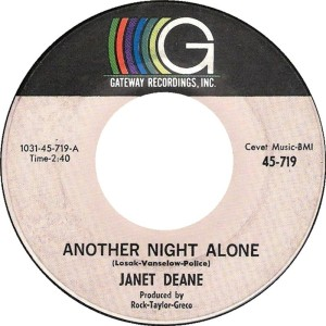 DEANE JANET A