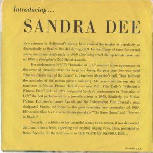 DEE SANDRA - 60 DEC 1 B