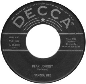 DEE SANDRA - 60 DEC 1 C