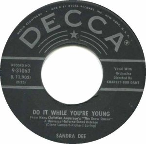 DEE SANDRA - 60 DEC 2 B