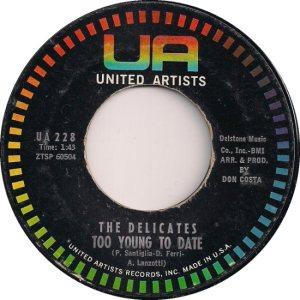DELICATES - 60 B