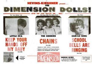 Dimension Records - 11-62 - Dimension Dolls