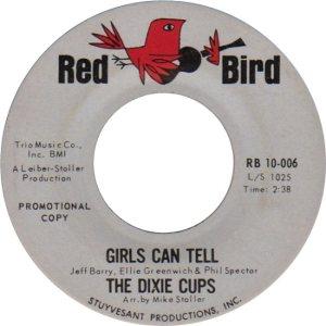 DIXIE CUPS 64 B