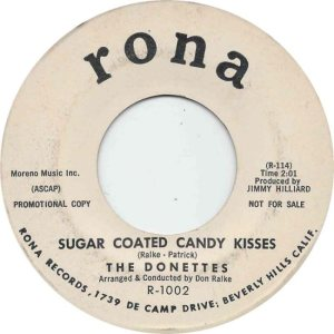 DONETTES - 60 A