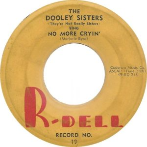 DOOLEY SISTERS 58 A