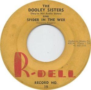 DOOLEY SISTERS 58 B