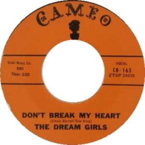 DREAM GIRLS - 59 CA B