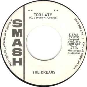 DREAMS - 62 A