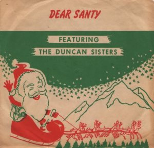 DUNCAN SISTERS - 59 A