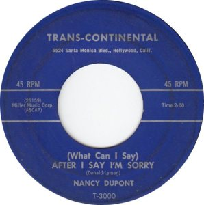 DUPONT NANCY - 59 C