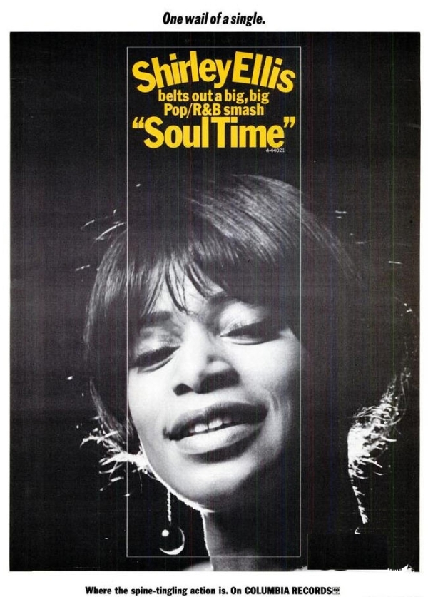 Ellis, Shirley - 02-67 - Soul Time