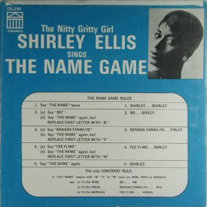 ELLIS SHIRLEY - 64 A
