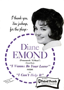 Emond, Diane - 04-63 - I Wanna Be Your Lover