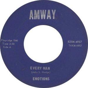 EMOTIONS - 66 B