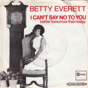 EVERETT BETTY - 69 UK