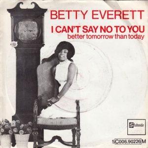 EVERETT BETTY - 69 UK