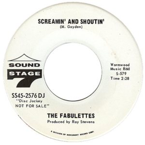 FABULETTES - 66 B