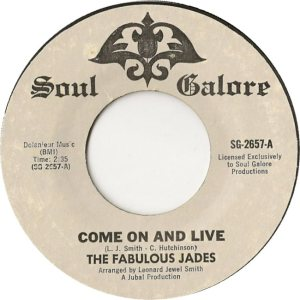 FABULOUS JADES - 67 SG A
