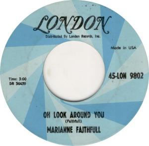 FAITHFULL MARIANNE 65 C
