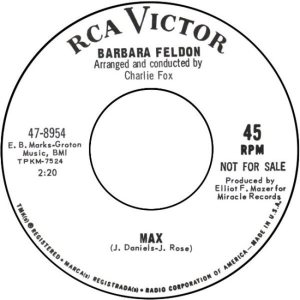 FELDON BARBARA - 66 CGET SMART