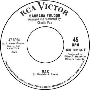 FELDON BARBARA - 66 CGET SMART