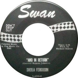FERGUSON SHEILA 65 A
