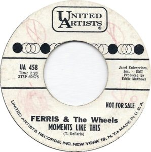 FERRIS AND WHEELS - 62 A