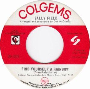 FIELDS SALLY 67 D