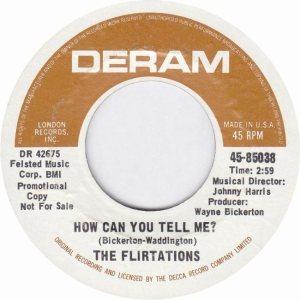 FLIRTATIONS - 68-69 B