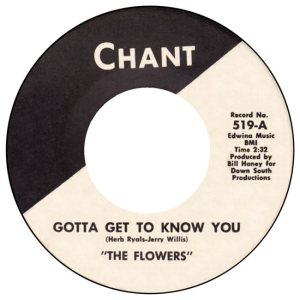 FLOWERS - 60'S A