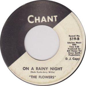 FLOWERS - 60'S B