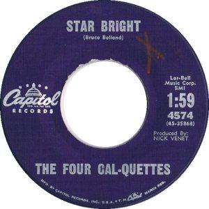FOUR CAL-QUETTES 61 A
