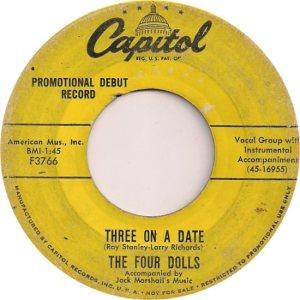 FOUR DOLLS - 57 B