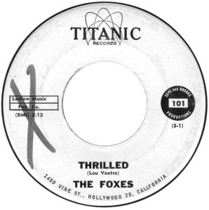 FOXES - 63 A