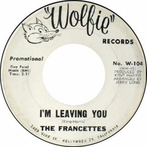 FRANCETTES - 63 A